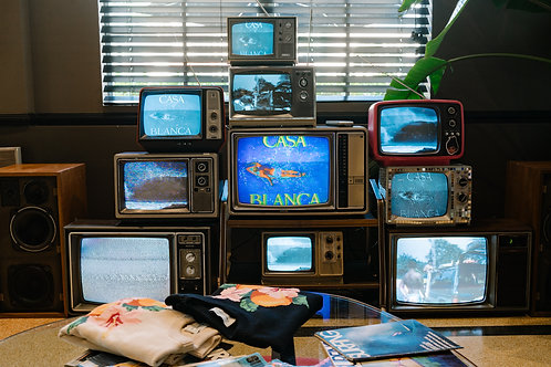 Vintage TV Wall QTY:10 #3