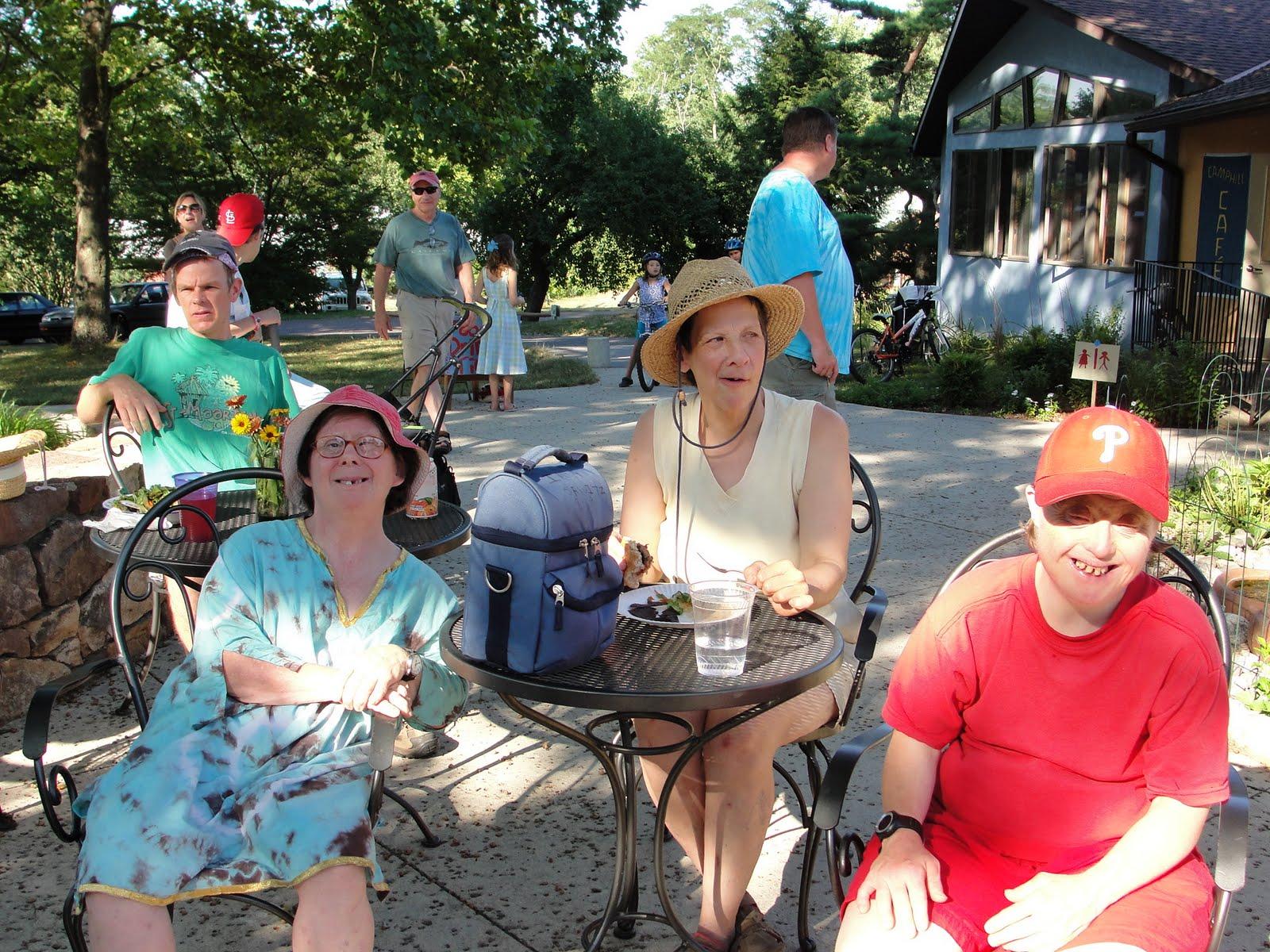 camphill villagers