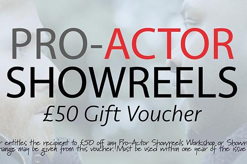 £50 Voucher (Digital)