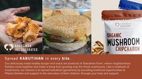 Designed to spread 'Kabutihan'