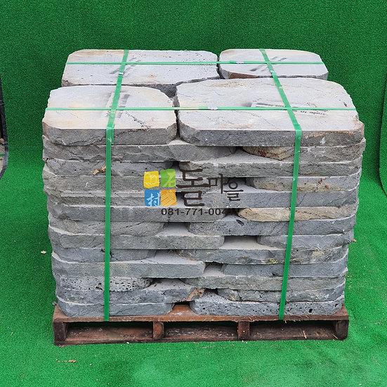 현무암 부정형 50 T (13m2)