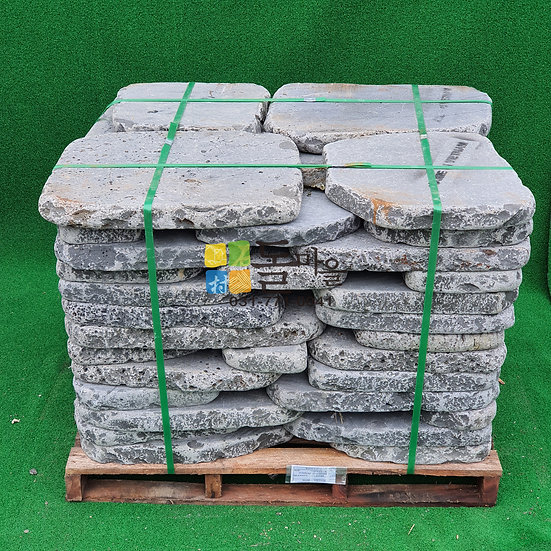 현무암 부정형 굴림 50T (13m2)