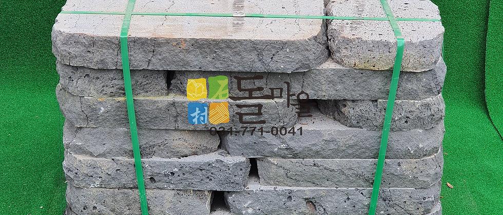 현무암 부정형 80T (8m2)