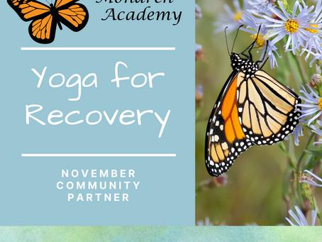 November 2020 Community Partner: Wake Monarch Academy