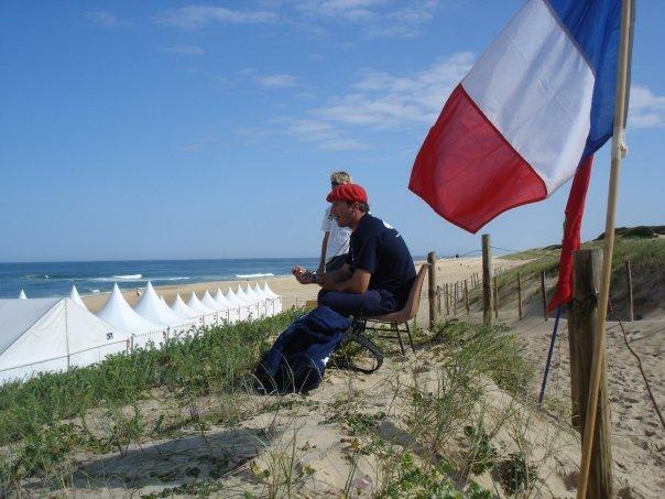 Erwan Genre coach équipe de France
