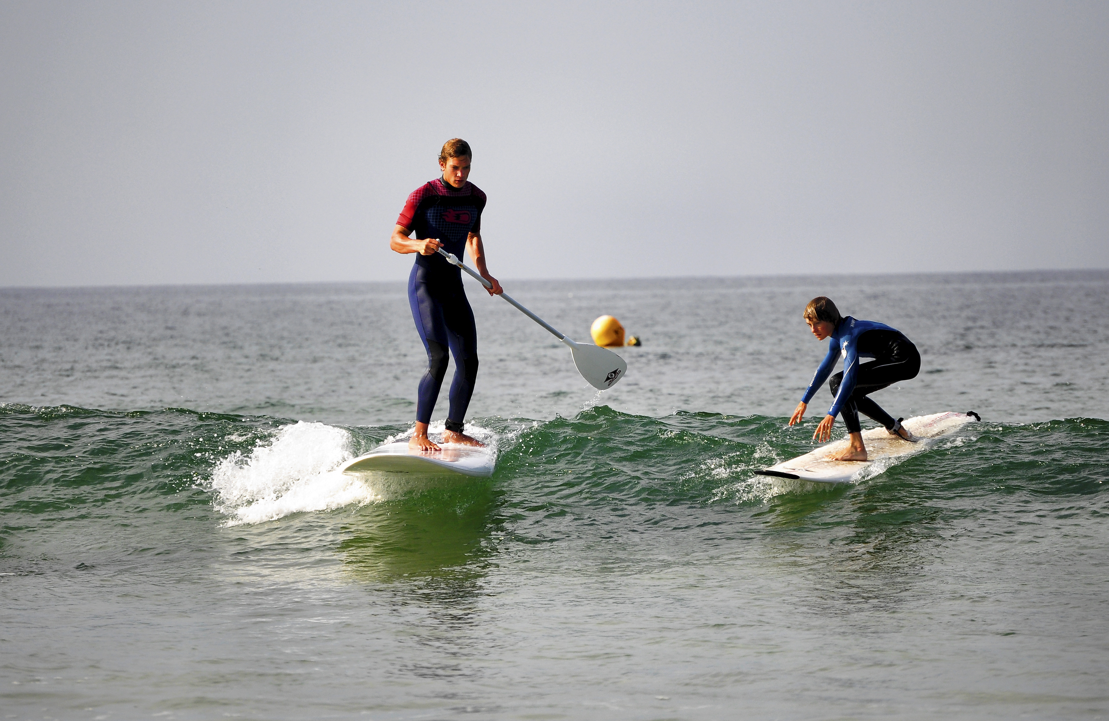 cours de surf et de Stand up paddle