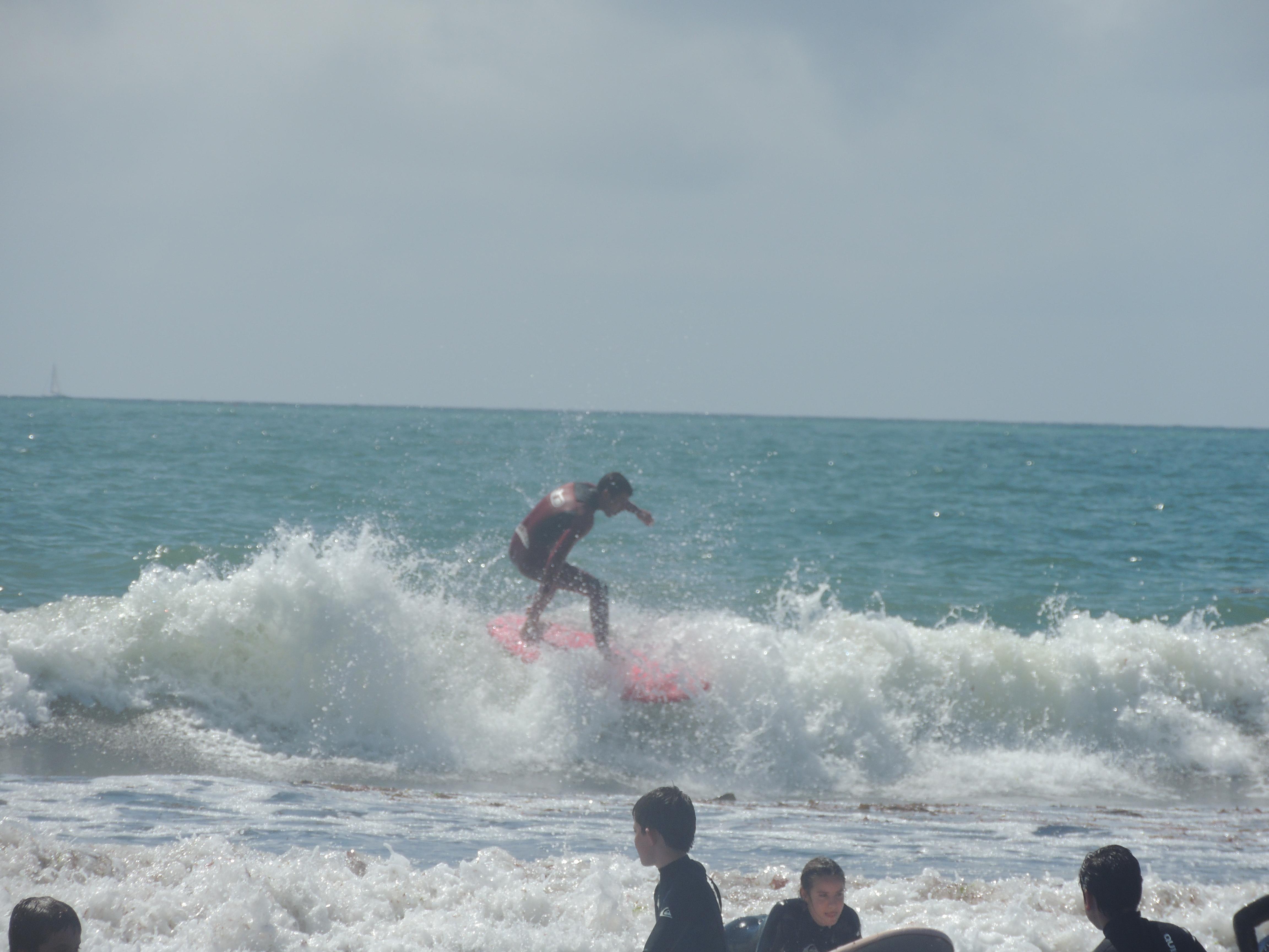 kerou surf ecole de surf finistere