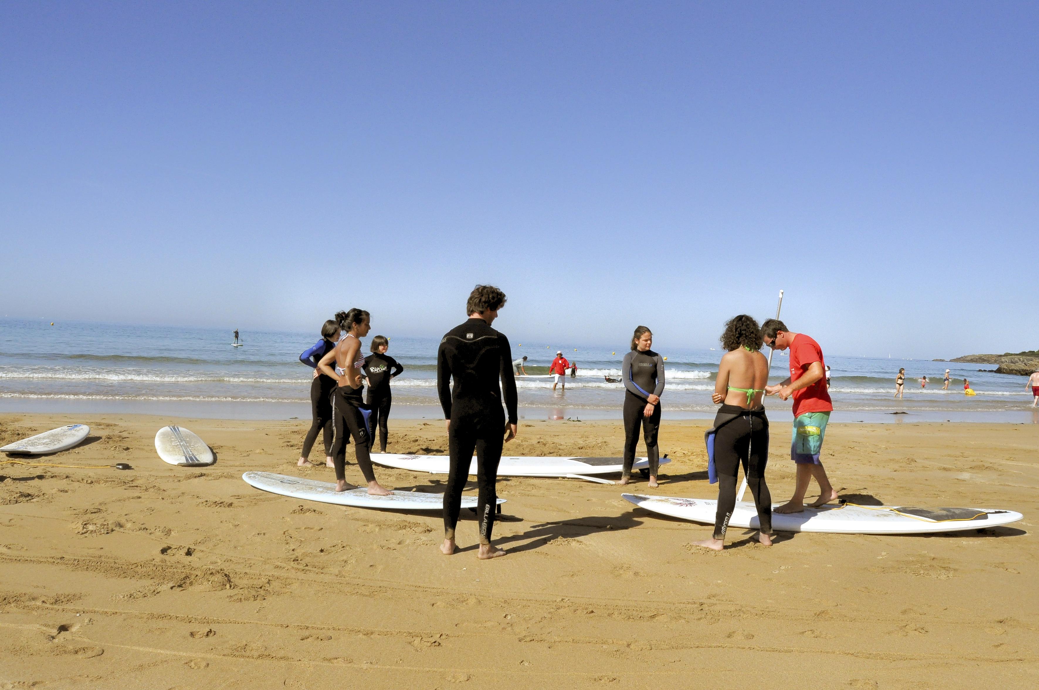 conseil surf, apprendre le surf