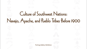 CULTURE OF SOUTHWEST NATIONS