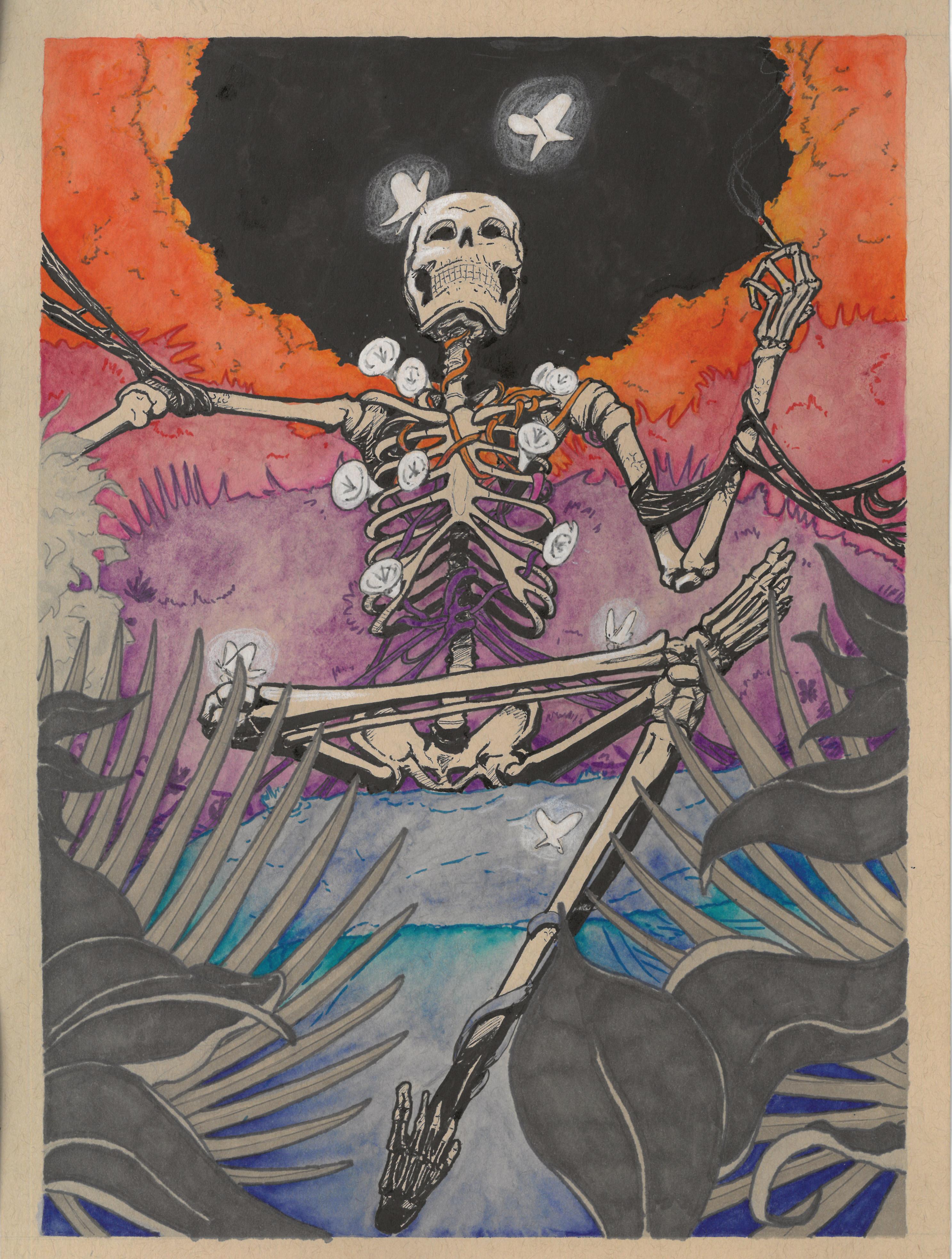 Overgrown Bones