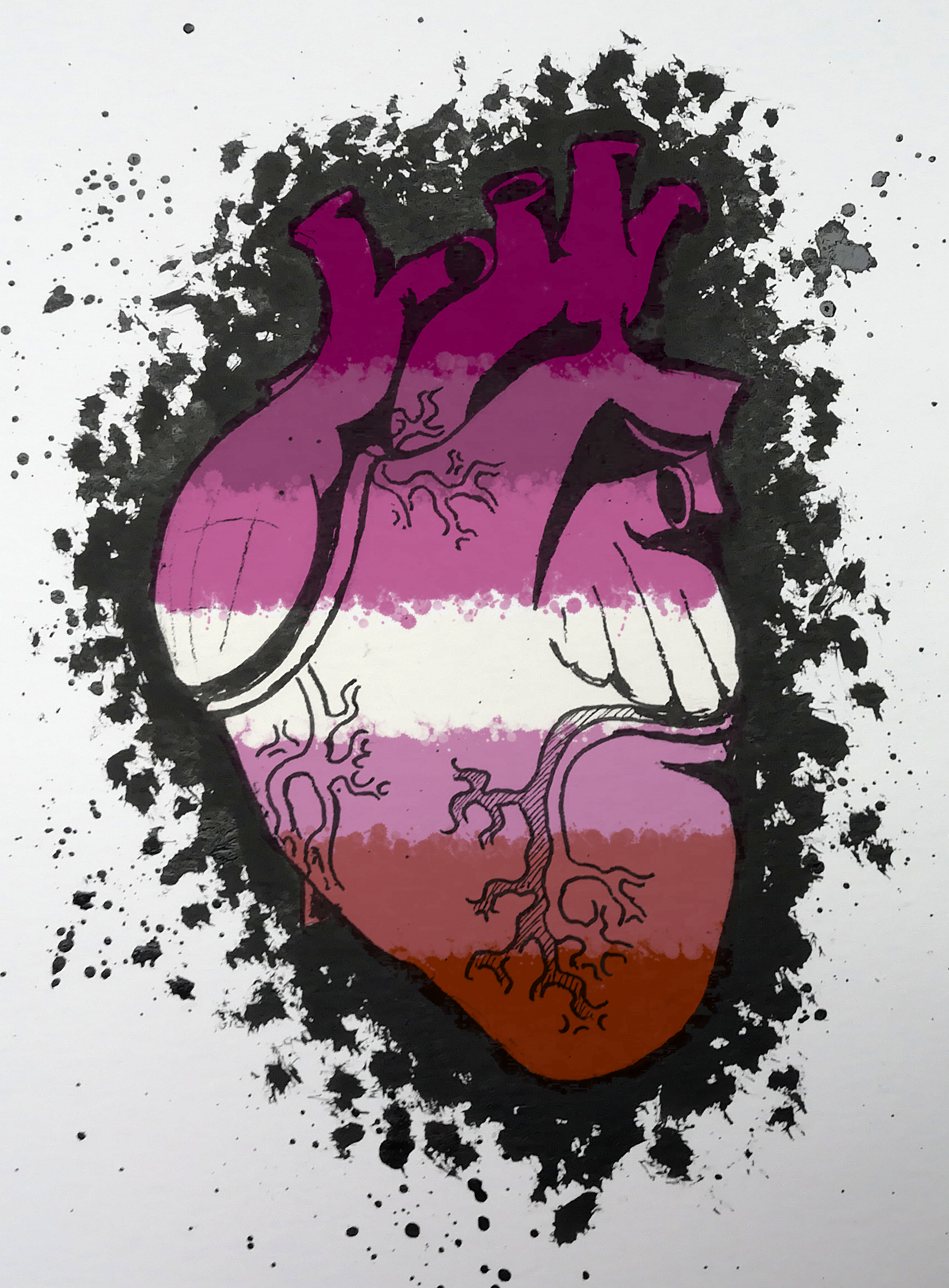 Lesbian Heart