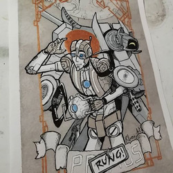 Transformers Commission