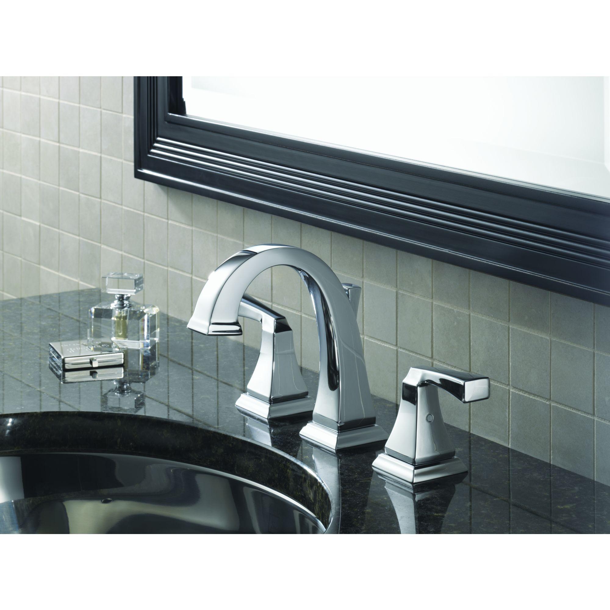 Lavatory Faucet Installs