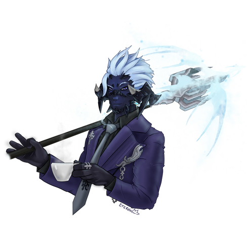 Abyssal Prophet - Avatar