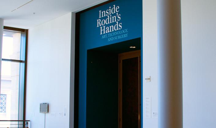 Inside Rodin's Hands