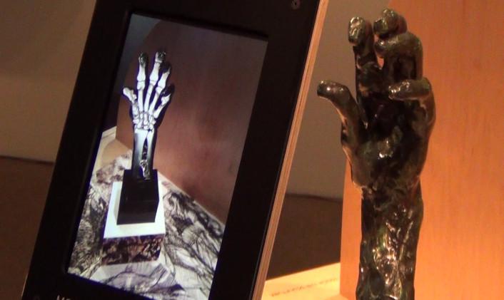 Rodin's Large Left Hand