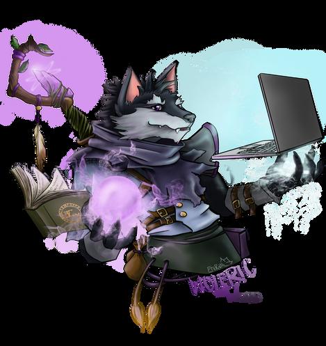 Wolfric - Custom Character