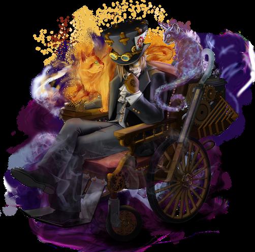 Spinna-Custom Character Creation