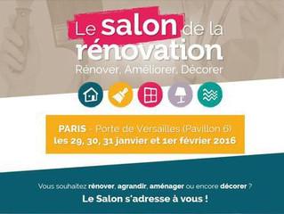 Logement : les bons plans du Salon de la rénovation