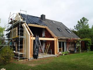 Un projet de rénovation à Bolbec (76)