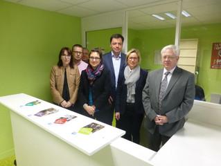 Bernay : le Centre d'affaires de l'intercommunalité apporte son aide aux porteurs de projet