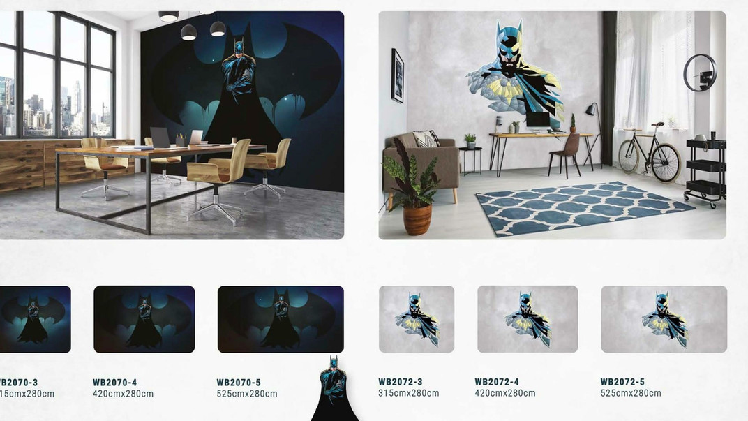 Kids Mural Collection