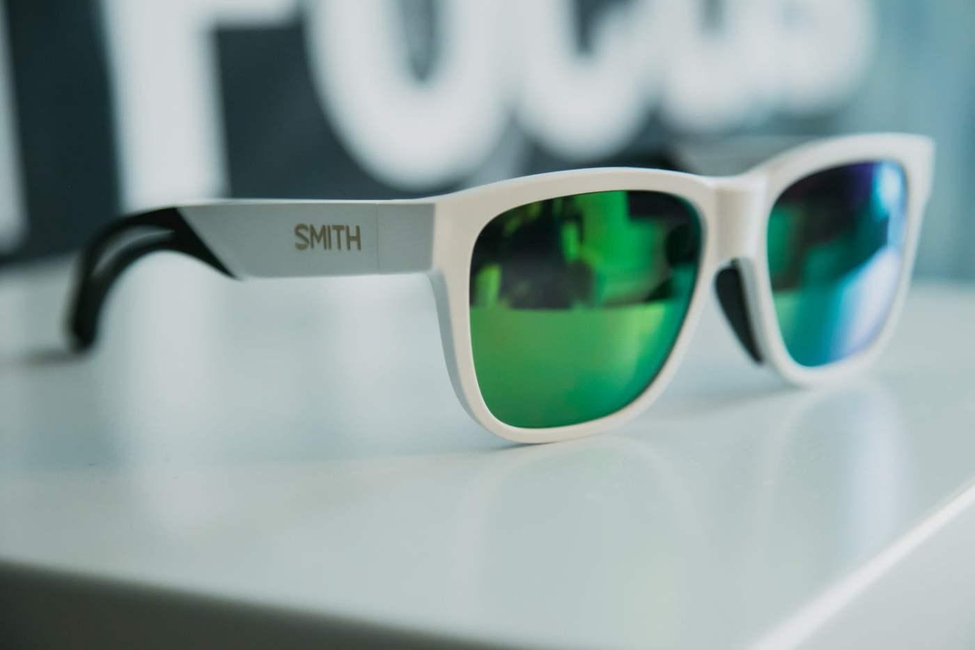 Smith Sunglasses White