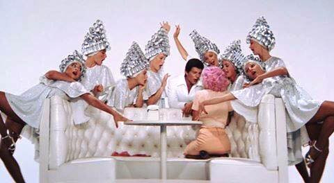 """Beauty School Dropout"" -Grease"