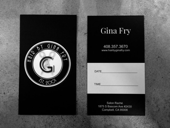 Yay, New Business Cards ✂