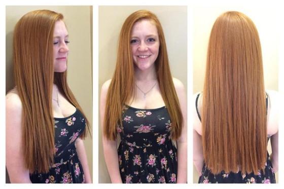 Long Locks Haircut