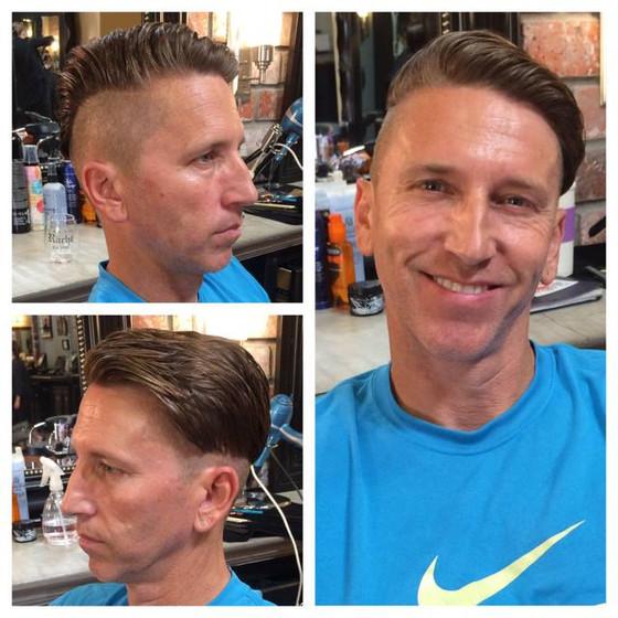 Mens Haircut @ Salon Raché