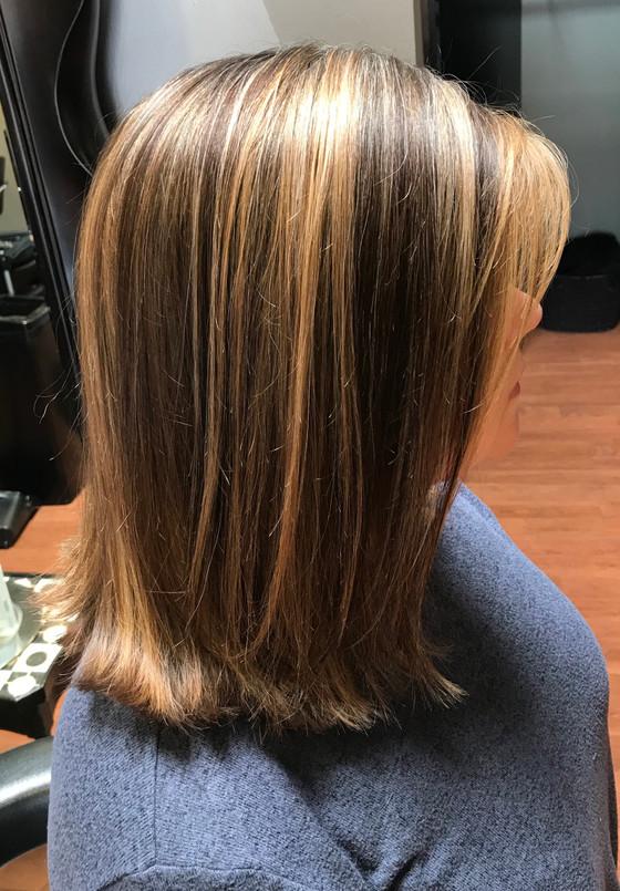 Highlight & Haircut