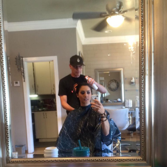 Hair Stylists ✂ Need To Get Pampered Too