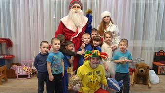 Поездка в детский дом г. Рыбное - итоги