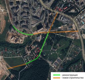 Обращение по транспортной доступности станции метро «Столбово»