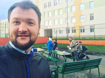 """Провели сбор подписей в ЖК """"Бунинский"""""""