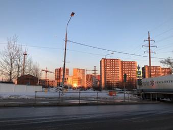 Переходы на Бачуринской