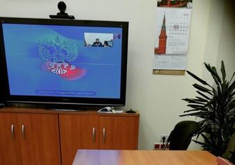 Селекторное совещание в администрации Президента по садам в Сосенском.
