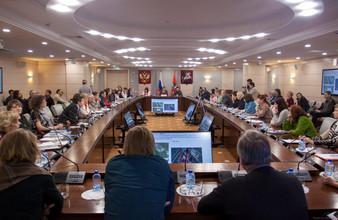 Круглый стол в Мосгордуме