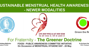 The Greener Doctrine - Sustainable Menstrual Health Awareness for Doctors