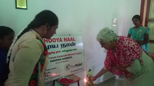 Mrs. Sindhu Naik with Neelavathi at the inauguration