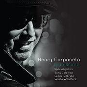 CD Cover Pianissimo - Henry Carpaneto