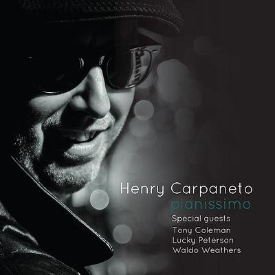 CD Cover Henry Carpaneto