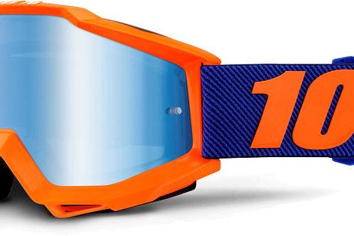 100% Accuri Origami - Mirror Blue Lens