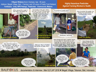 Highly Hazardous Pesticides  Against Farm Workers's Health