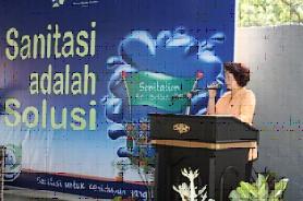 VIP Ladies Addressed SANIMAS as Sanitation Solution for the Poor