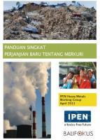 The Preliminary Guide On New Mercury Treaty IPEN-BaliFokus