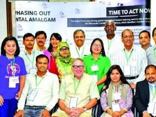 Phase out dental amalgam by 2020, demand NGOs