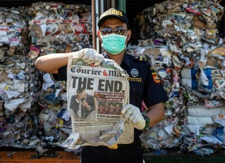 "PRESS RELEASE: A Global Waste Shell Game:  ""Returned"" Illegal Waste Shipments from U.S., D"