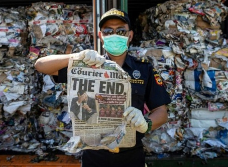 """PRESS RELEASE: A Global Waste Shell Game:  """"Returned"""" Illegal Waste Shipments from U.S., D"""